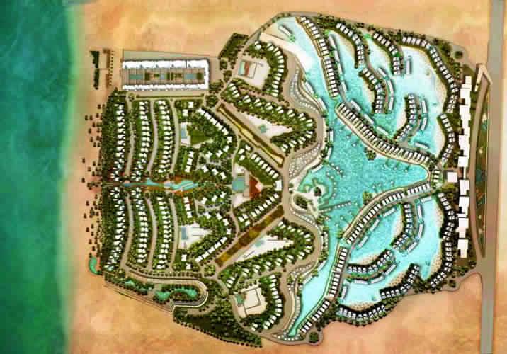 قريه بوكا باي الساحل الشمالي