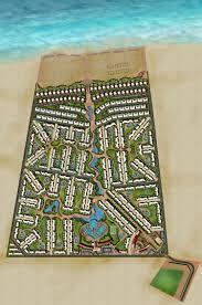 قرية جيفيرا باي الساحل الشمالي