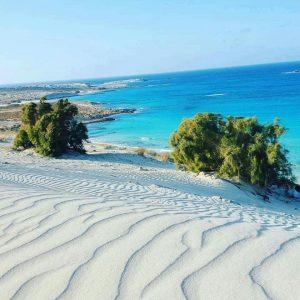 قريه الرمله الساحل الشمالي